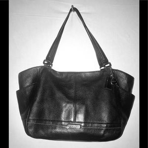 Coach  Park Leather Carrie Tote F23284